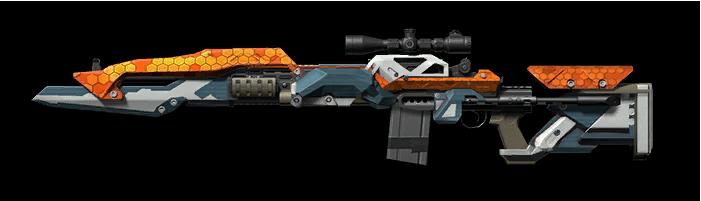 MK 14 EBR «Арес»