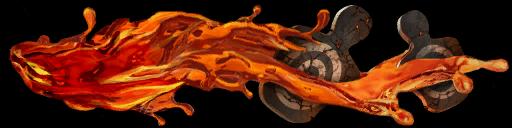 Огненная пучина