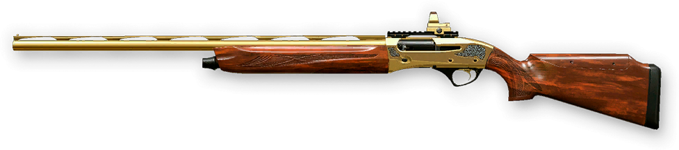 Золотой Fabarm XLR5 Prestige