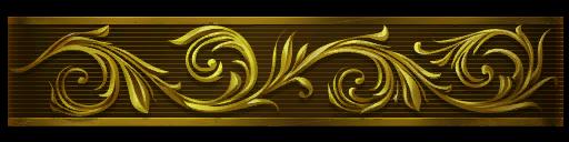Золотой узор