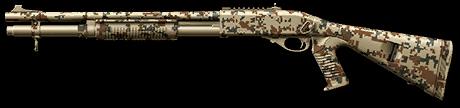 Горный камуфляж для Remington Model 870