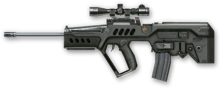 Tavor STAR-21 Navy Blue, 417$
