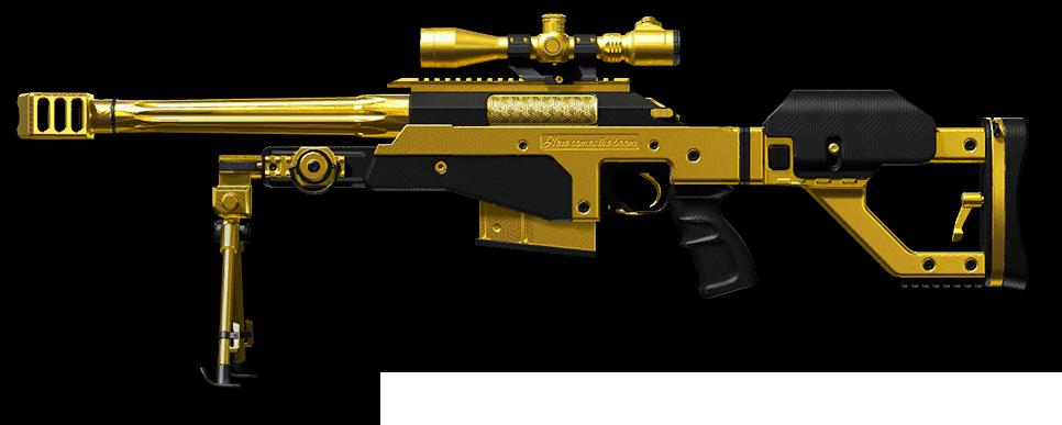 Золотой SIG MPX SBR Custom