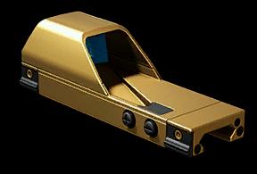 Золотой коллиматор Redring MK2