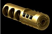 Золотой дульной тормоз СВ-98