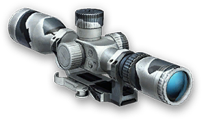 Зимний оптический прицел (4,5-крат.)