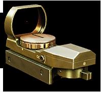 Золотой коллиматор Truglo rds
