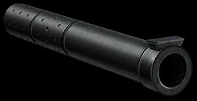 Глушитель для снайперской винтовки «Тьма»