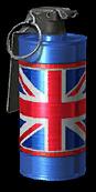 Дымовая граната «Великобритания»
