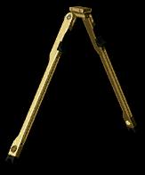 Золотые сошки для пулемёта