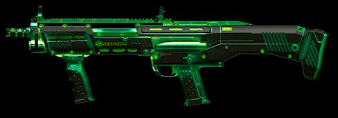 Камуфляж «Радиация» для DP-12