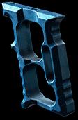 Рукоятка HALO MiniVert V1 «Лазурь»
