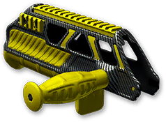 Рукоятка Venom Wraptor «Карбон»