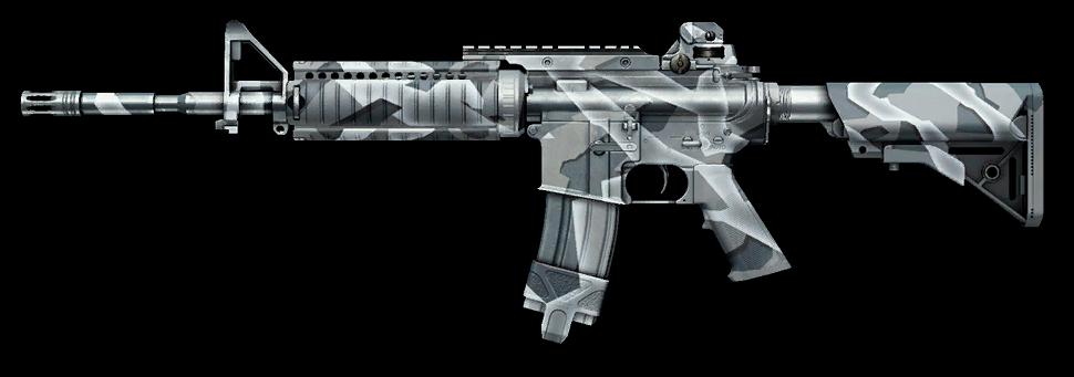 M4A1 «Буран»