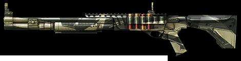 Камуфляж «Джунгли» для Remington 870 CB
