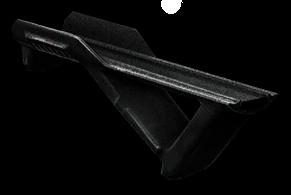 Угловая рукоятка LWRC SMG-45