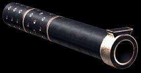Глушитель для снайперской винтовки «Люкс»