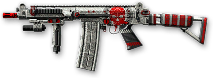 Камуфляж «K.I.W.I.» для FN FAL DSA-58