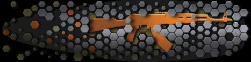 Гексагон: АК-47