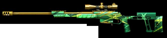 Камуфляж «Изумруд» для ОРСИС Т-5000