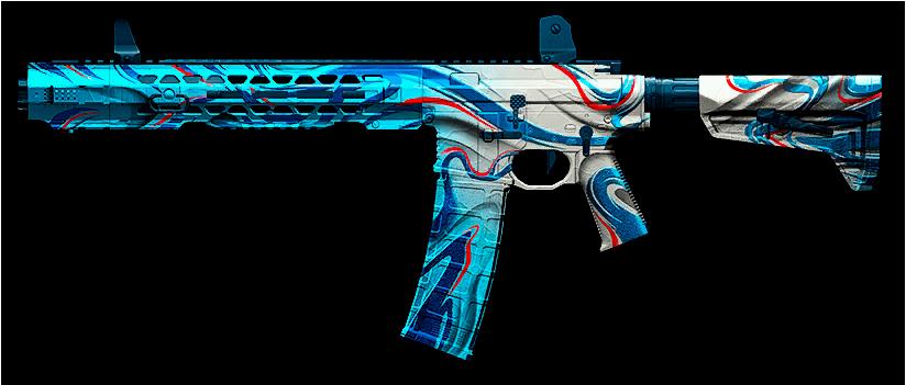 Rime SAI GRY AR-15