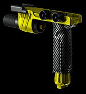 Лазерная рукоятка DSA-58 «Карбон»