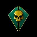 Золотой череп