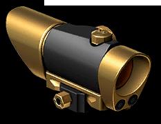 Золотой коллиматор Vector Optics Maverick