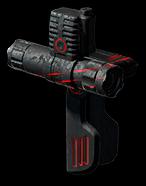 Рукоятка с лазерным прицелом «Оникс»