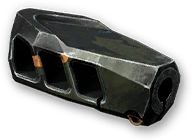 Пламегаситель CDX-MC Kraken «Стражник»