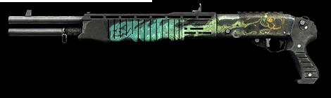 SPAS-12 «Антизомби»