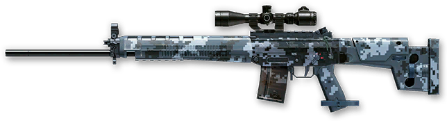 SIG 550 for Snipers