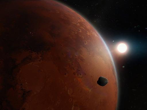 Марс «Легко»