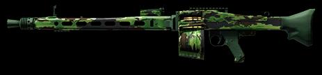 MG3 «Камыш»
