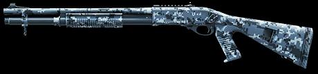 Камуфляж «Город» для Remington Model 870