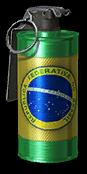 Дымовая граната «Бразилия»