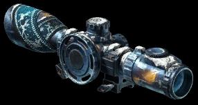 Прицел UTG Compact (4.5-крат) «Ледник»