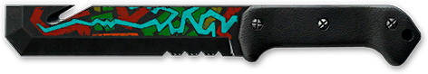 Камуфляж «Андеграунд» для армейского ножа
