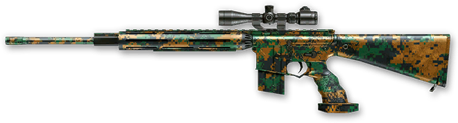 M16 SPR Custom «Лес»