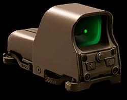 Улучшенный коллиматор EOTECH 553 «Аспид»