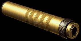 Золотой глушитель АК-12