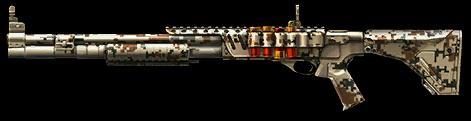Горный камуфляж для Remington 870 CB