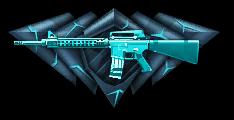 M16A3 Custom «Стужа»