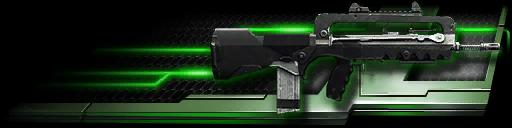 Fusil d'Assaut II