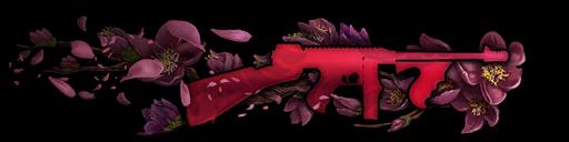 Сакура: Thompson M1928