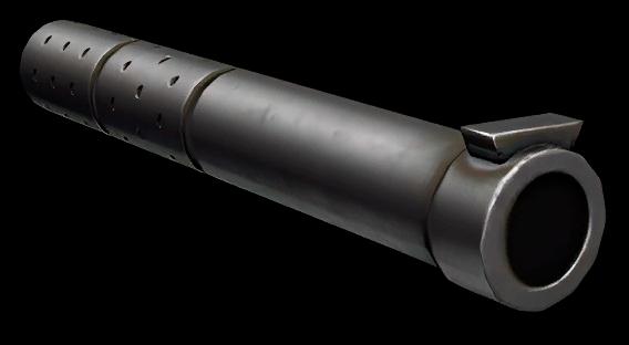 Глушитель для снайперской винтовки