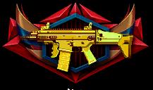 Коробка с FN SCAR-L PDW «Триумф» за кредиты