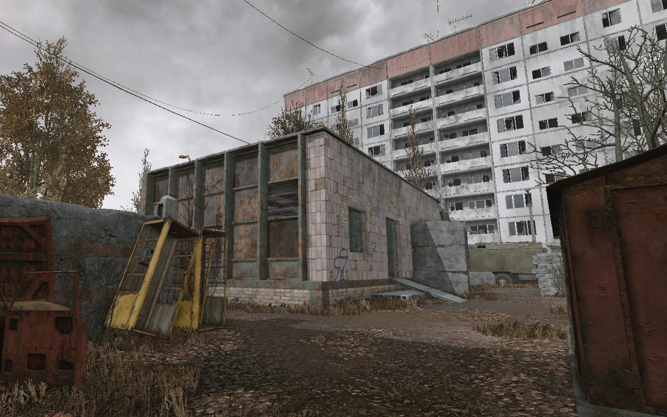 """Карта """"Район №4"""""""
