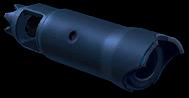 Пламегаситель АК-12 «Медуза»