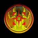 Значок «Насекомбат»